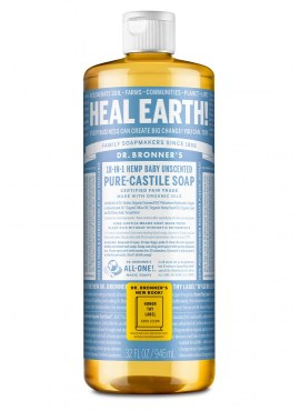 Dr Bronners Baby in Scented Soap 32oz