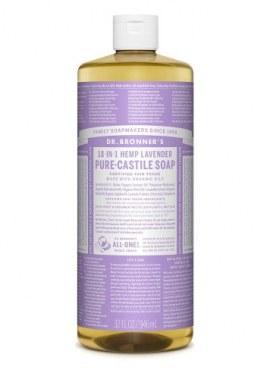 Dr Bronners Hemp Lavender 16floz