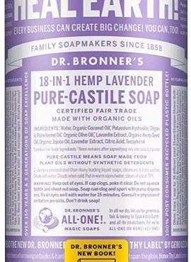 Dr Bronners Hemp Lavender 32floz