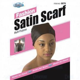 Dream Fashion Satin Scarf DRE708
