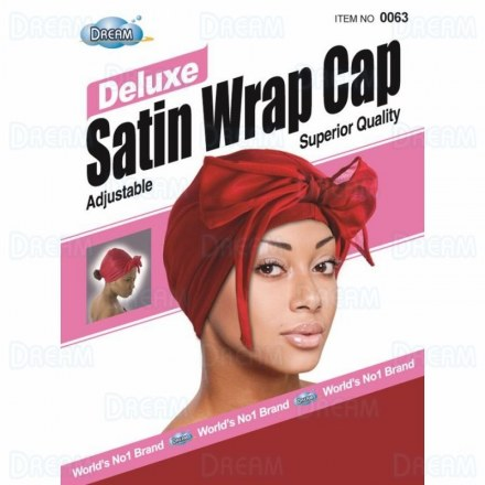 Dream Satin Wrap Cap DRE063