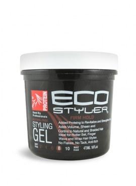 Eco Styler Protein Black Gel