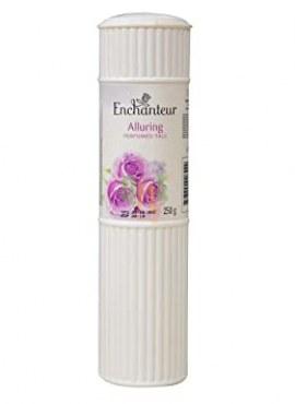 Enchanter Alluring Perfumed Talc