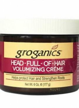Groganics Head Full of Hair Volumizing Creme