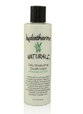 Hydrothermal Naturals Daily Moisturizing Growth lotion