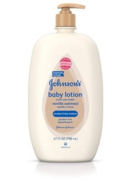 Johnson's Baby Lotion Vanilla Oatmeal 798ml
