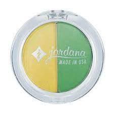 Jordana Eyeshadow Smoky Green