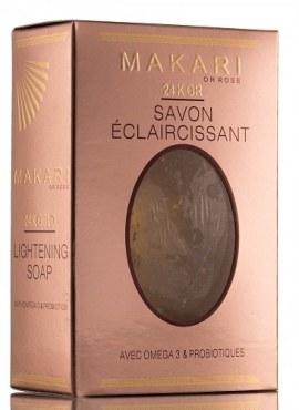 Makari 24k Gold Soap