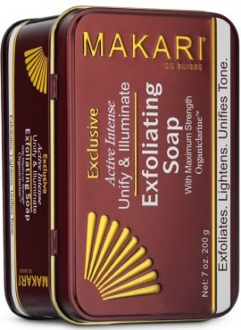 Makari Exclusive Exfoliating Soap