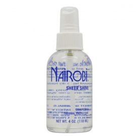 Nairobi Sheer Shine Spray 4oz