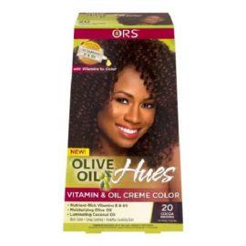Ora Olive Oil Hair Dye Cocoa Brown