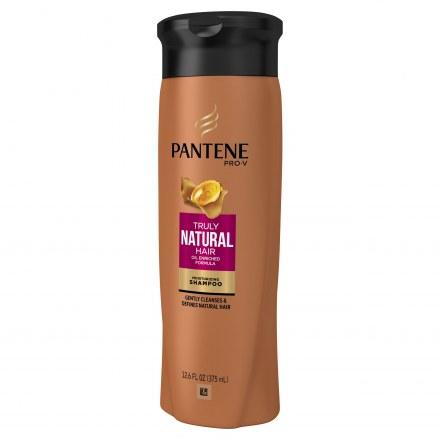Pantene Truly Natural Hair Moisturizing Shampoo
