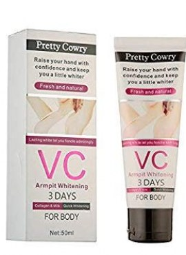 Pretty Cowry Armpit Whitening 3days