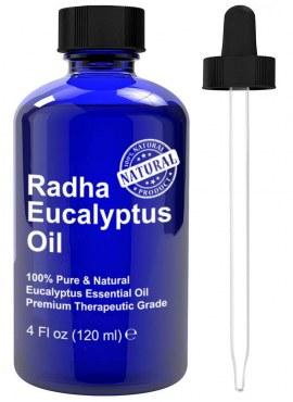 Radha Eucalyptus Oil