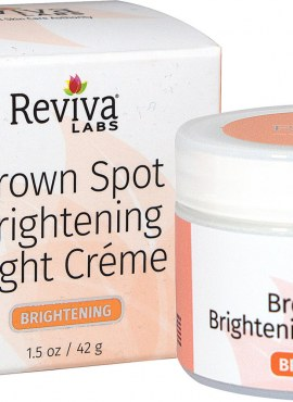 Reviva Labs Brown Spot Night Creme
