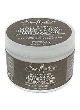 Shea Moisture Rescue & Repair Hair Masque