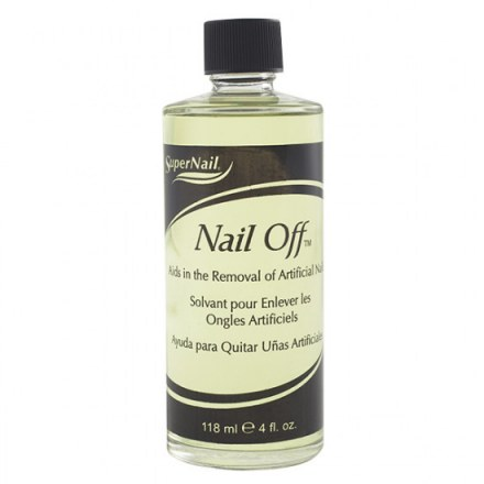 Super Nail Nail Off