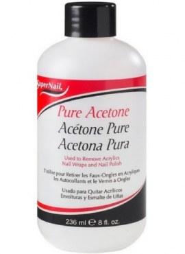 Supernail Pure Acetone 236ml